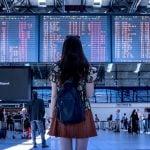 Airport Transport Woman Girl  - JESHOOTS-com / Pixabay