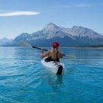 Girl Kayak Canoe Kayaking Paddle  - thatsphotography / Pixabay