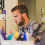 Man Work Desk Business Person  - SnapwireSnaps / Pixabay