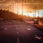 Sunset Roads Traffic Cars Vehicles  - tkirkgoz / Pixabay