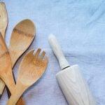 Wood Still Life Flatware Food  - monicore / Pixabay